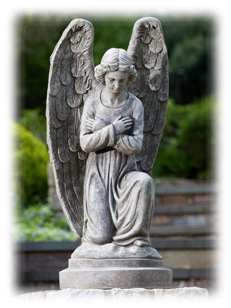 Miniature Garden Statuary Mother Mary or Angel Gabriel