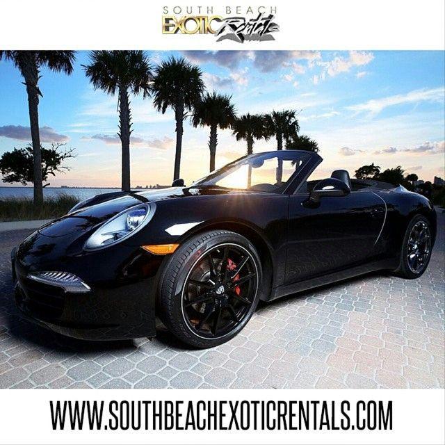 Ferrari Car For Rental In South Beach Miami Car