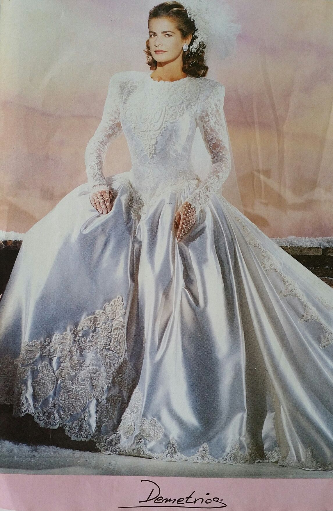 Demetrios 1992/1993 | Demetrios 90\'s collections | Pinterest ...