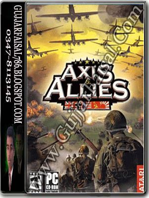 axis and allies rts game download