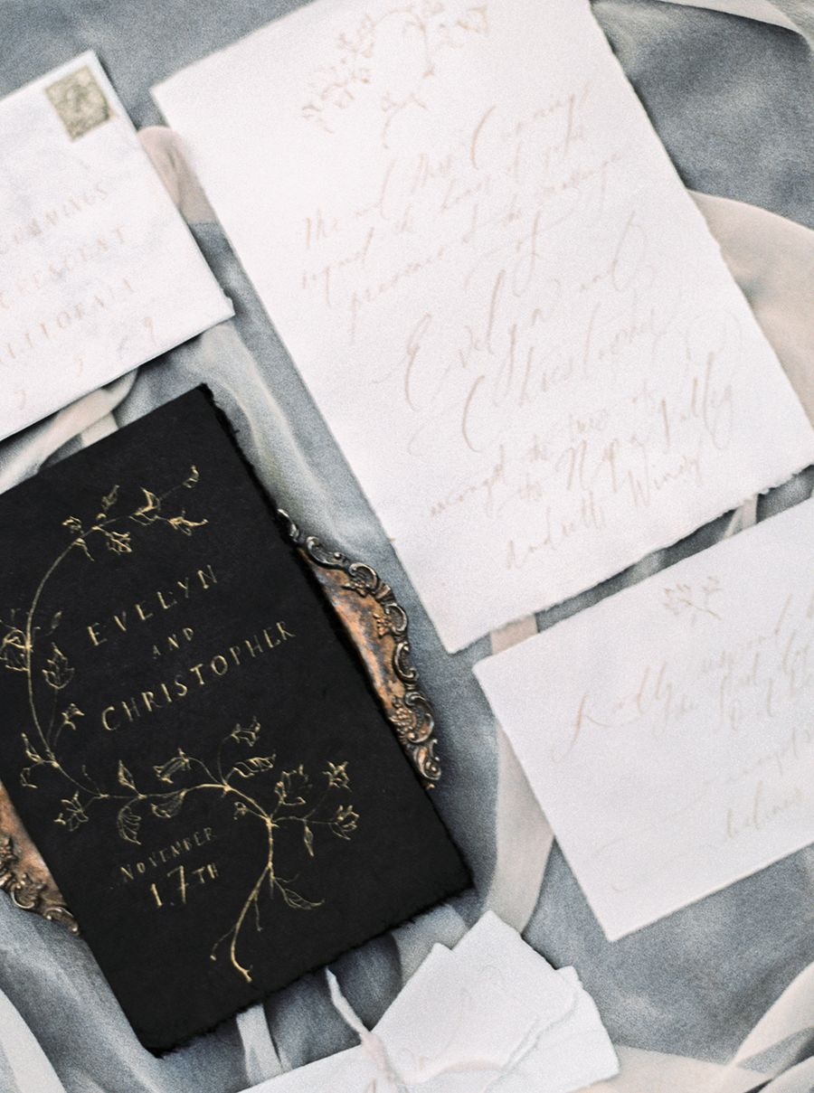 old world italian inspired wedding inspiration