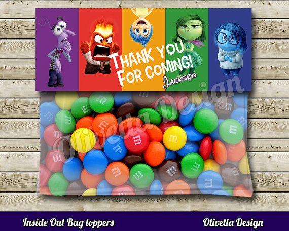 24 X Personalizado De Cumpleaños Bolsas Fiesta Cono dulce gracias Pegatinas Muchos Diseños