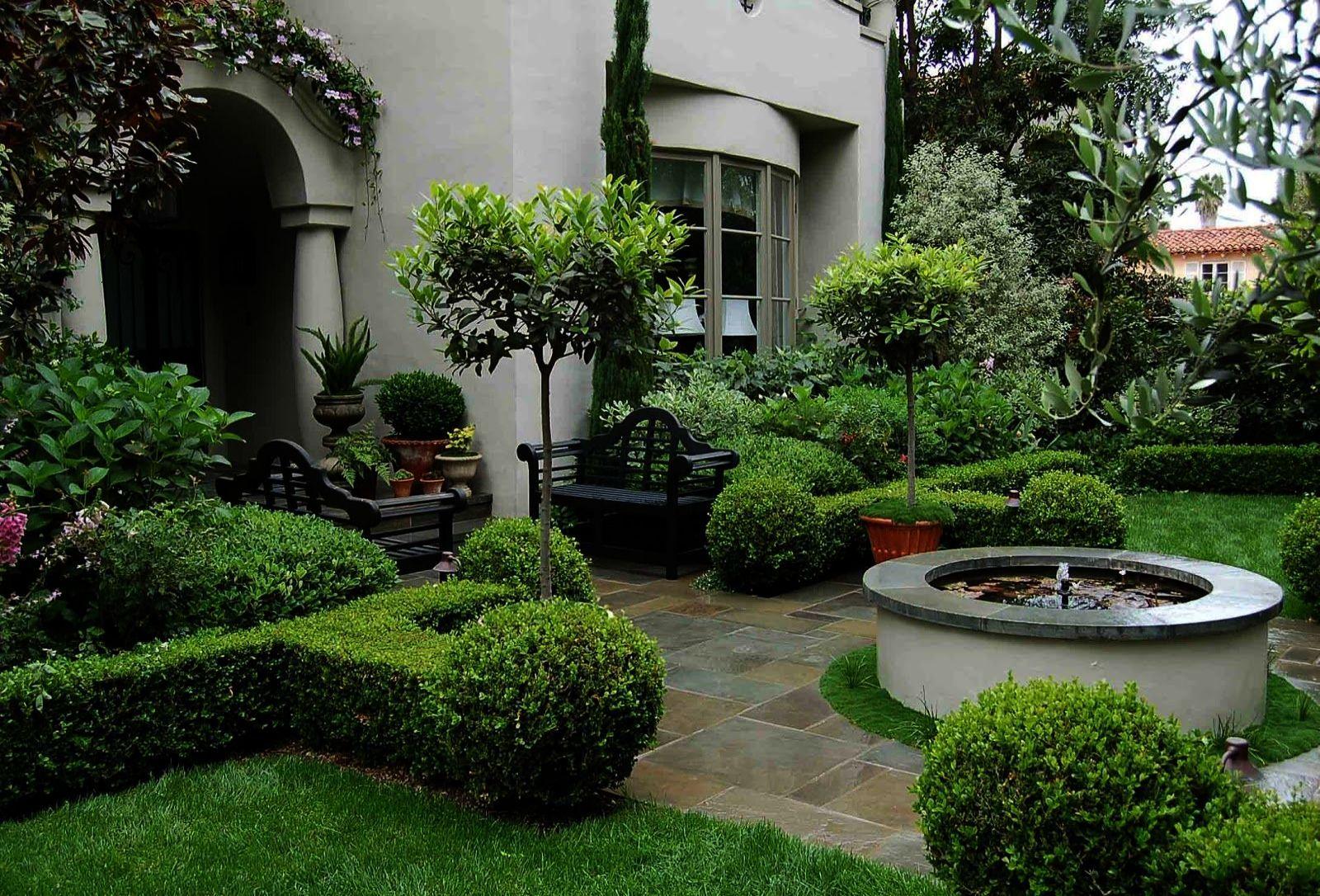 Mid Century Modern Landscape Design Ideas Modern Landscape Design ...