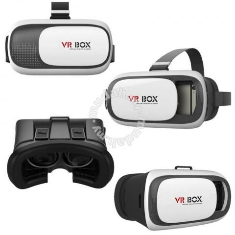 Vr Box Virtual Reality 3d Glasses Accessories For Phones Gadgets For Sale In Oug Kuala Lumpur Vr Box Vr Box Virtual Reality Virtual Reality Glasses