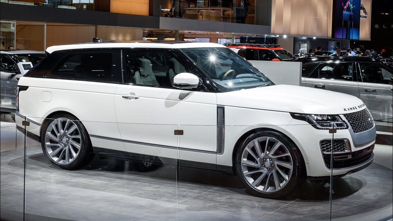 2019 Range Rover Sv Coupe Range Rover Luxury Cars Range Rover Range Rover Sport