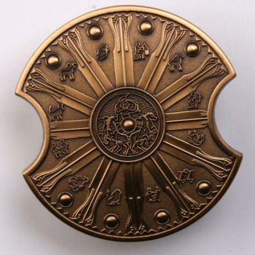 trojan sword and shield - 500×500