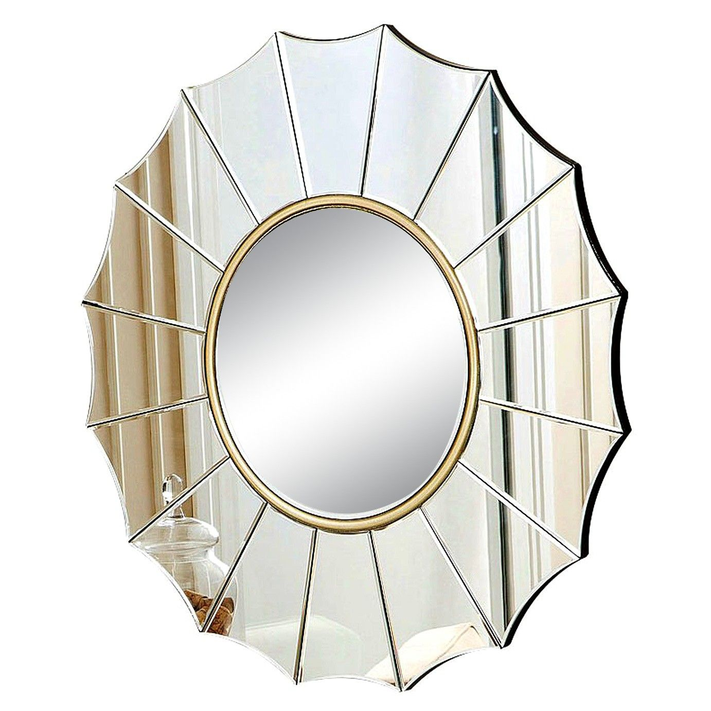 Target Large Gold Mirror