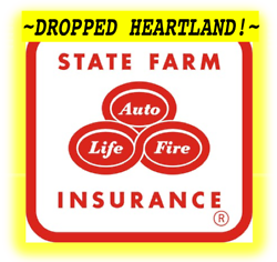 State Farm Home Insurance Quote Magnificent State Farm Insurance $464200  Dropped Heartland  Test . Inspiration Design
