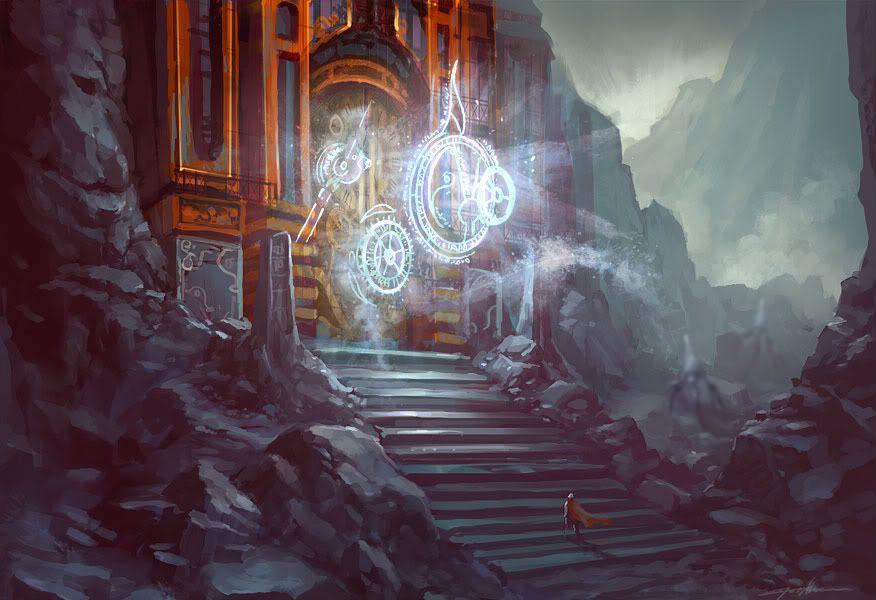 The Thirteenth Dungeon: Gamigin 2f84c835a6986eebcaccbd4462327da3