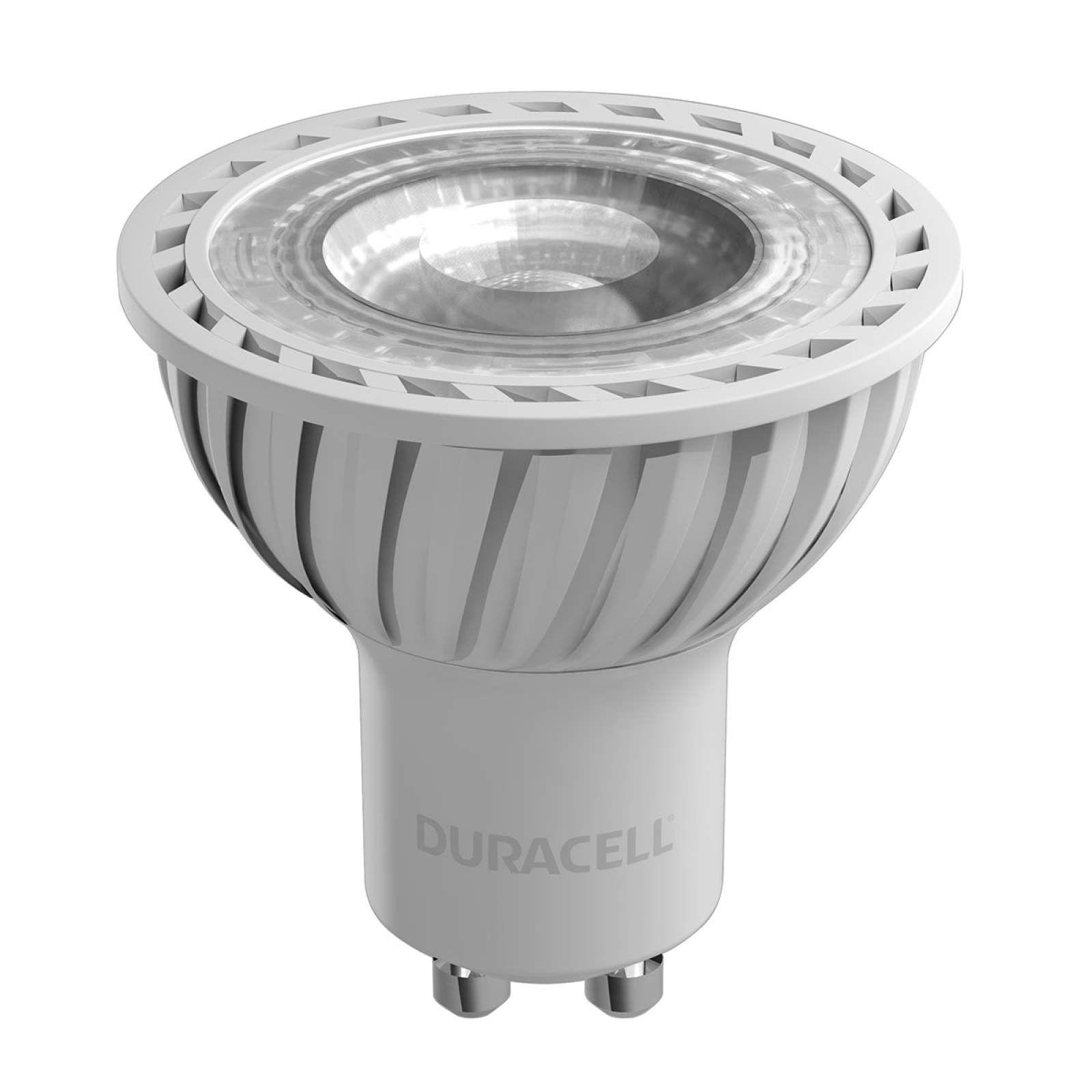 Led Lampe Gu10 Led 5w Von Duracell Led Einbauleuchten Und