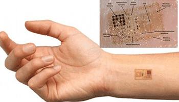 A tatuagem oi-tech poderá substituir todas as suas senhas