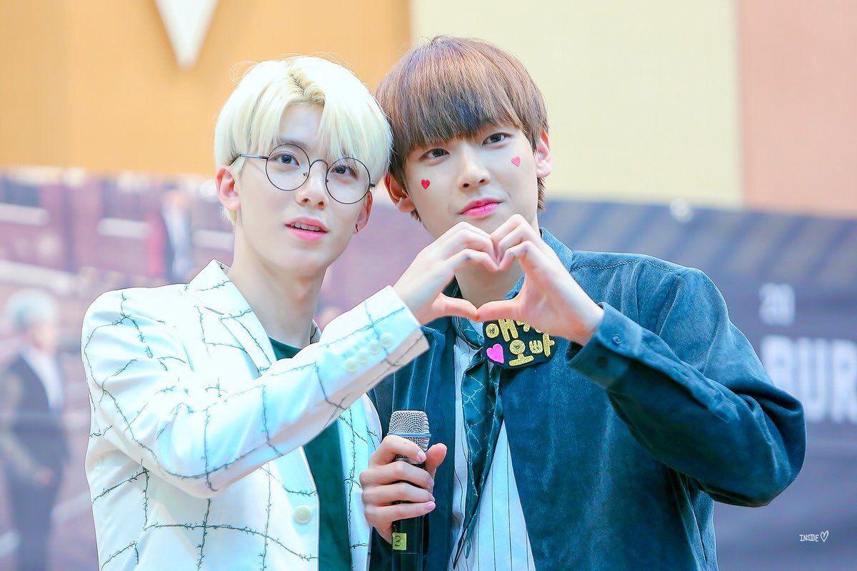 Hwiyoung & Inseong SF9