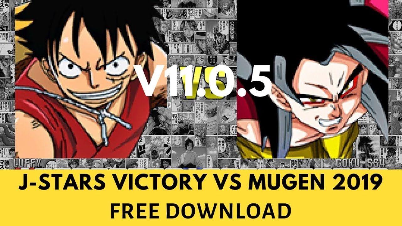 [DOWNLOAD] JSTARS VICTORY VS MUGEN 2019 MUGEN GAME FOR PC