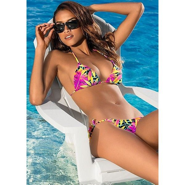 e8e17d270bb5a Venus Women s Adjustable Side String Moderate Bikini Swimsuit Bottoms ( 21)  ❤ liked on
