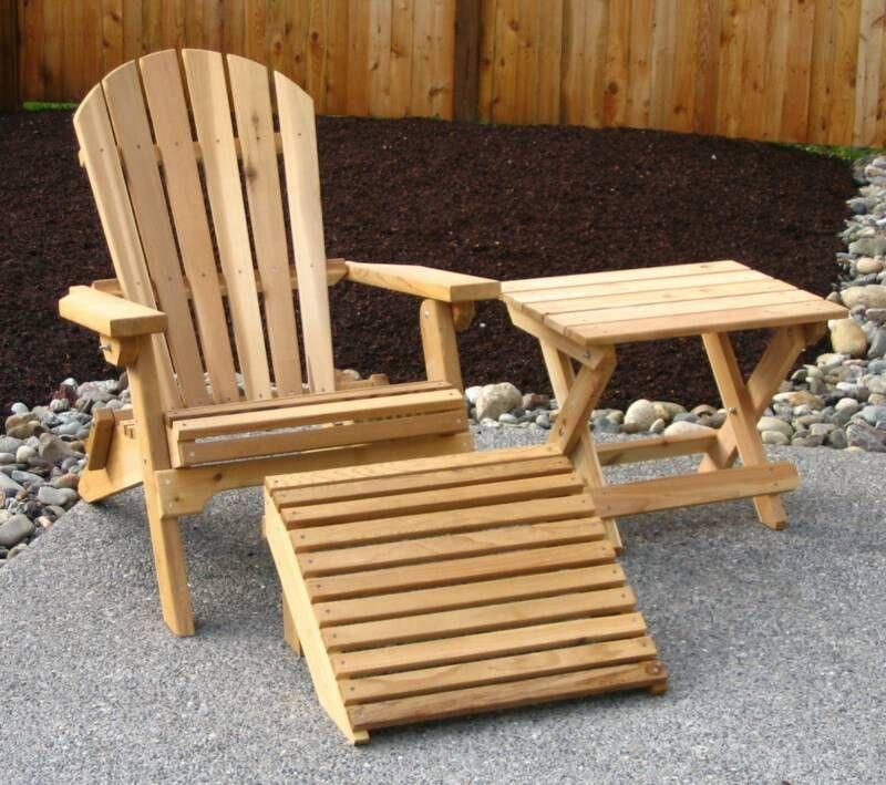 Amish Adirondack Chairs