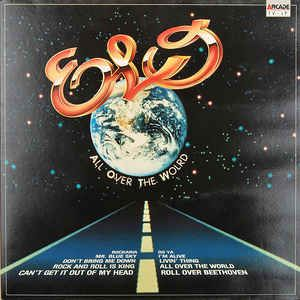Image Result For Electric Light Orchestra Poster Electric Lighter Jeff Lynne Elo Orchestra Concerts