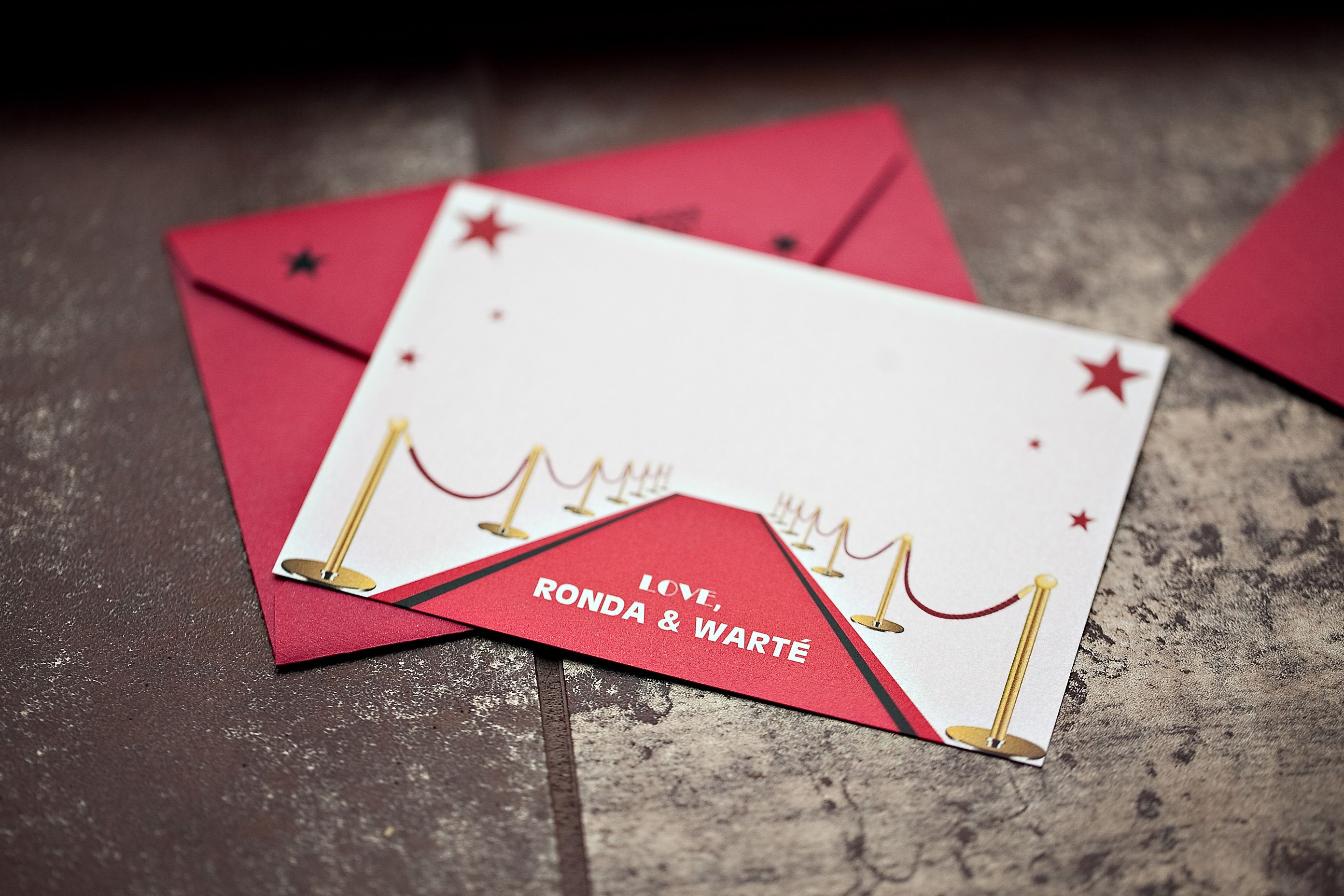 Hollywood Theme Baby Shower Invitations | Red Carpet Inspired .