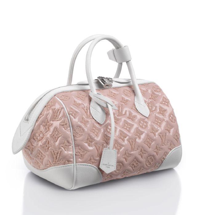 Louis Vuitton Rose Bouclette On Patent Lambskin Handbag 4200 00 Select Bloomingdale S