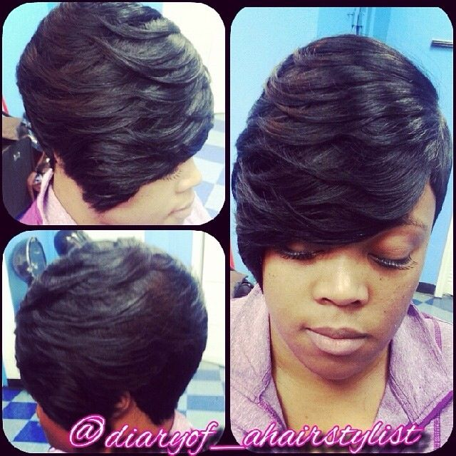 27 Piece W Bangs Weave Hairstyles Quick Weave Hairstyles Curly Hair Sew In