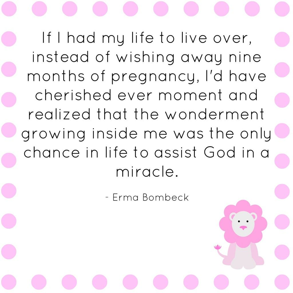 Quotes About Pregnancy Pregnancy Quote 5  New Life  Pinterest  Inspirational Pregnancy