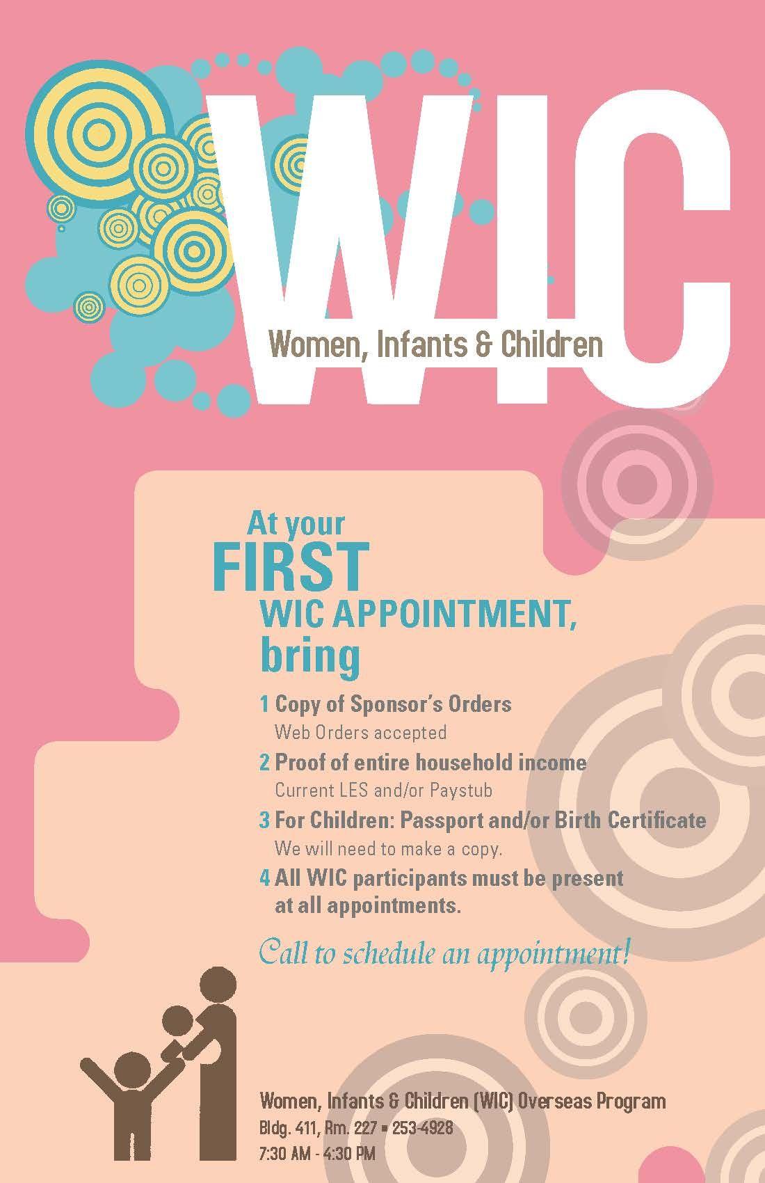 WIC Overseas | MCCS Iwakuni Events | Movie posters, Movies