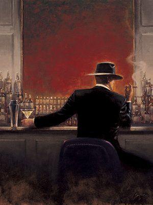 Bar scene at the tavern...?