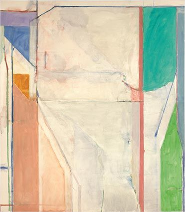 West Coast Ab-Ex'er Richard Diebenkorn on view through May 27 at Orange County Museum of Art (in Newport Beach)