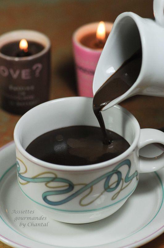 Le vrai chocolat chaud maison | Recepies | Pinterest ...