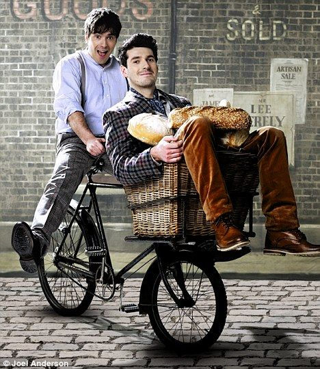 The Fabulous Baker Brothers. I love them!