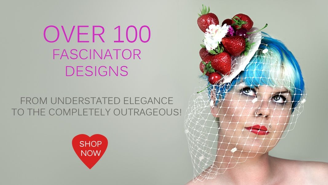 ggs pinup couture - Google Search Fascinator Hats 631abd76b87b
