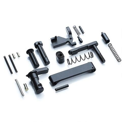 cmc triggers ar-15 lower parts kit no grip or fire control 81500 ...