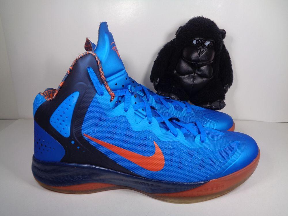 Mens Nike Zoom Hyperenforcer PE Russell Westbrook Basketball shoes size 15  US  Nike  BasketballShoes 7837f5b9eb