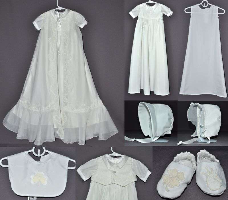 Christening Gowns From Wedding Dresses: Keepsakes From Your Wedding Dress