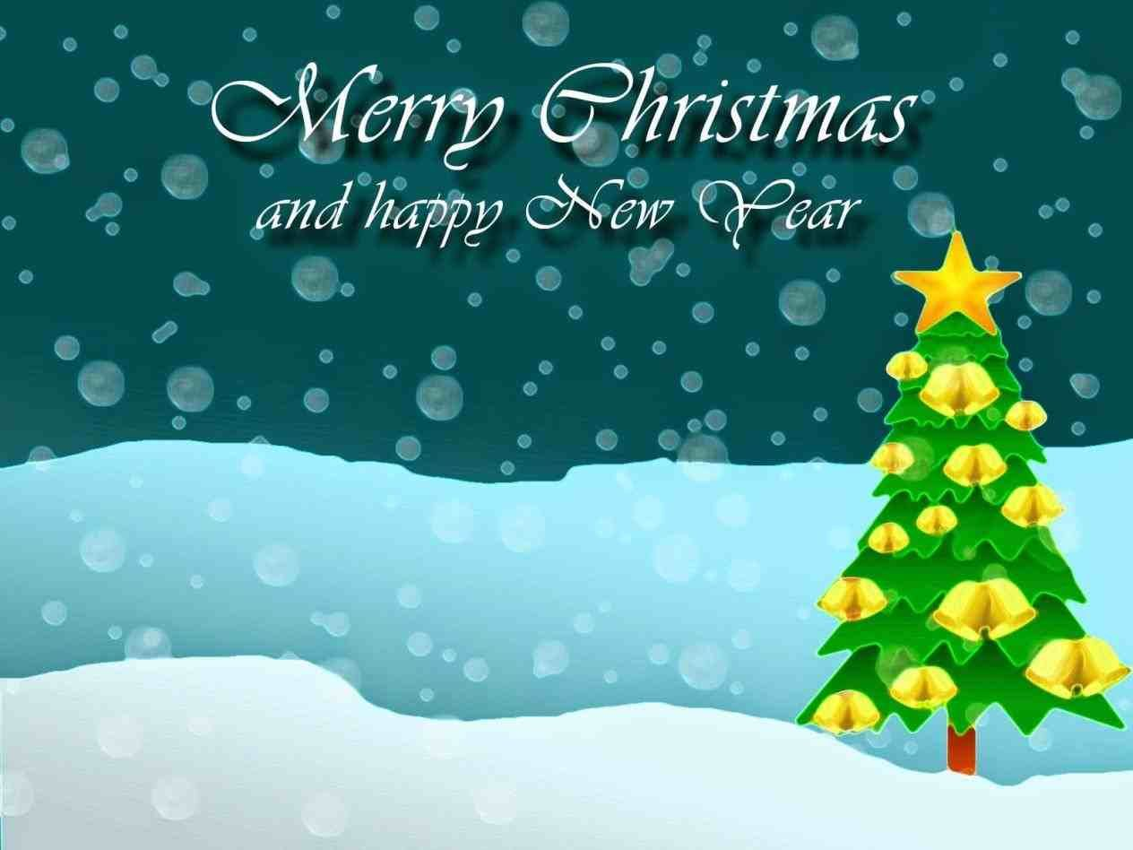 New Post merry christmas and happy new year 2014 banner   xmast ...