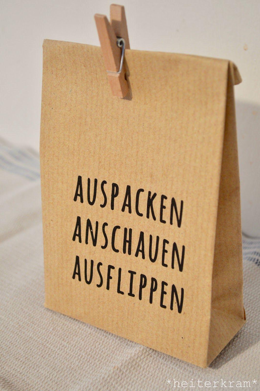 Diy Geschenke Mama Anleitung Tute Aus A4 Papier Selbstgemachte