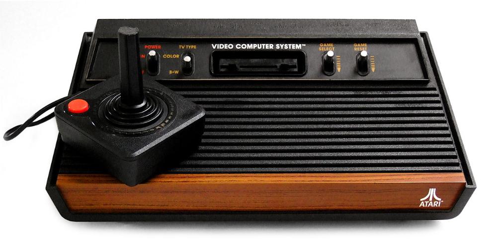 Atari2600a Atari 2600 Simple English Wikipedia The Free Encyclopedia Atari Atari Games Bad Video