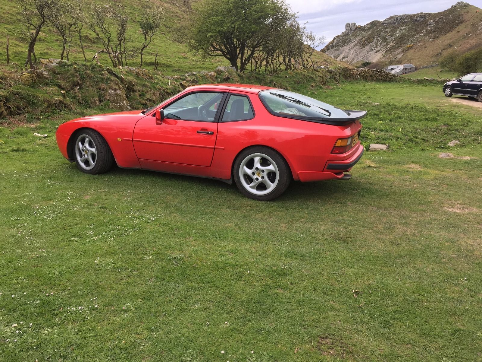 Looking For A Porsche 944 Turbo This One Is On Ebay Porsche 944 Porsche Turbo