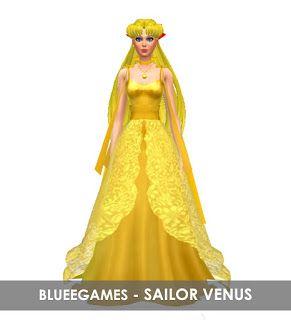 Sailor Moon Crystal | Sailor Venus | SIM - BlueeGames