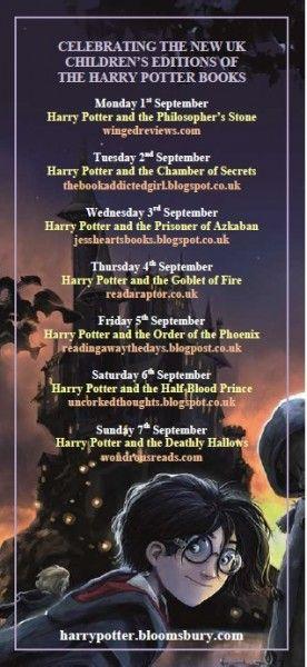 Harry Potter blog tour button