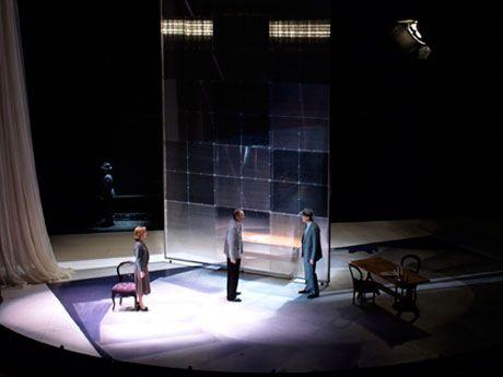 Copenhagen Delaware Theater Company Set Design By Mimi Lien With Images Scenic Design Design Inspo Design