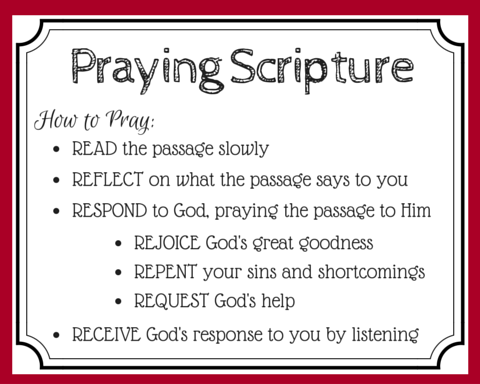 How to Pray Scripture and Deepen Your Prayer Language
