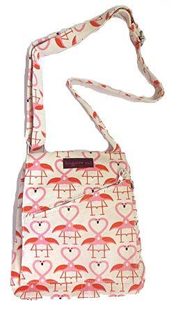 0c7f0309d942 Bungalow 360 Flamingo Small Messenger Bag | BAGS | Small messenger ...