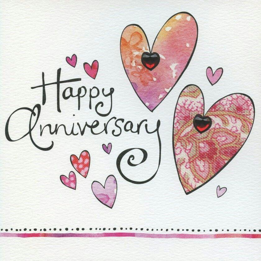 Happy Anniversary ♡ Happy anniversary wishes, Happy