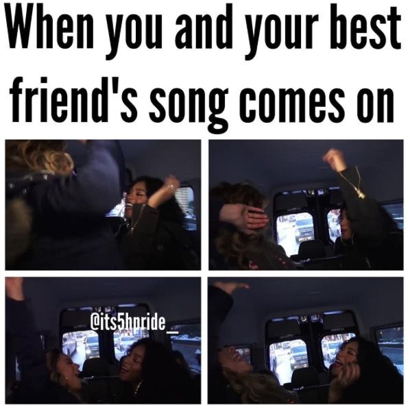 its5hpride_ on Instagram | Fifth Harmony memes n stuff | Bff quotes