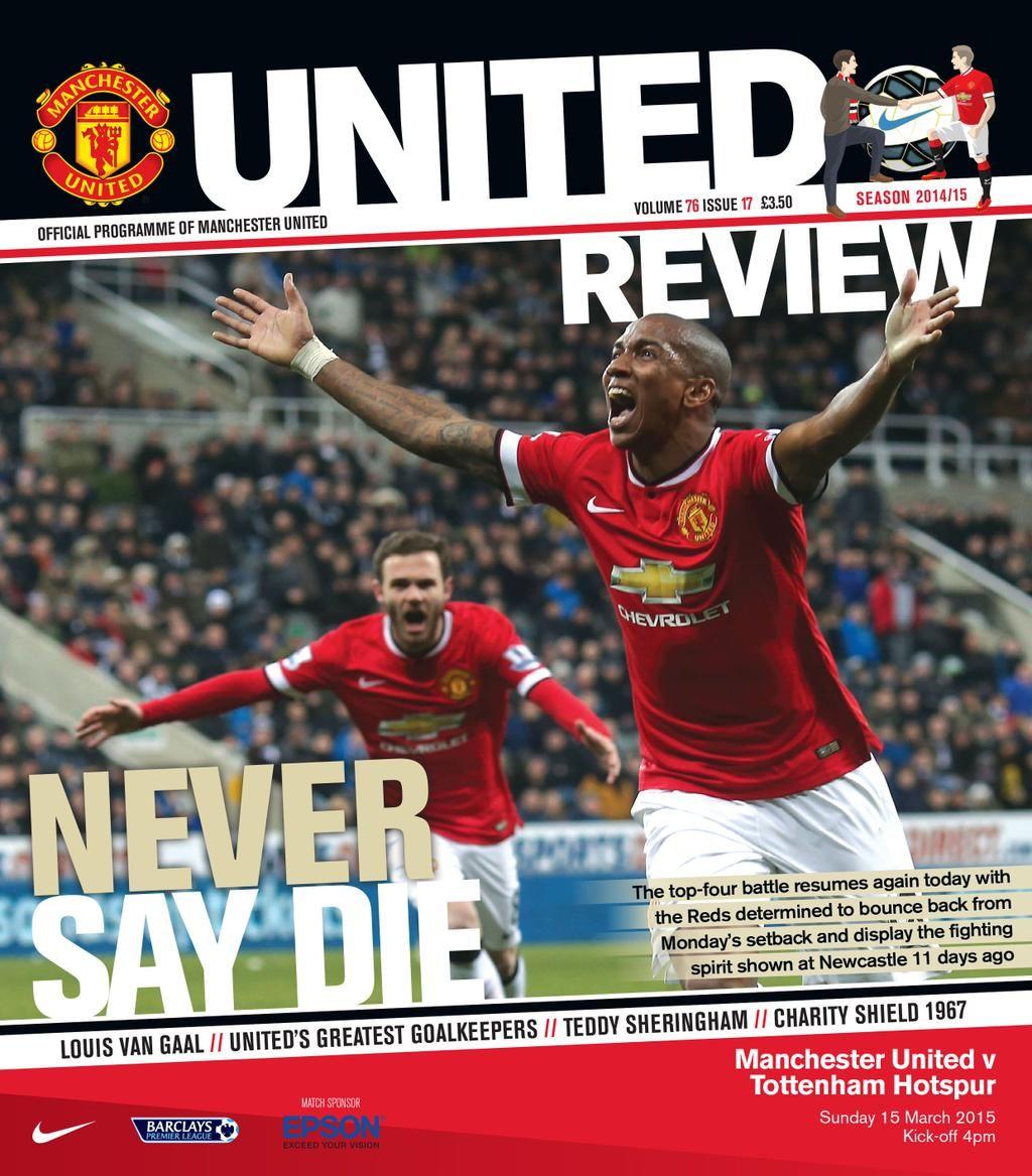 Manchester United on Manchester united, Manchester