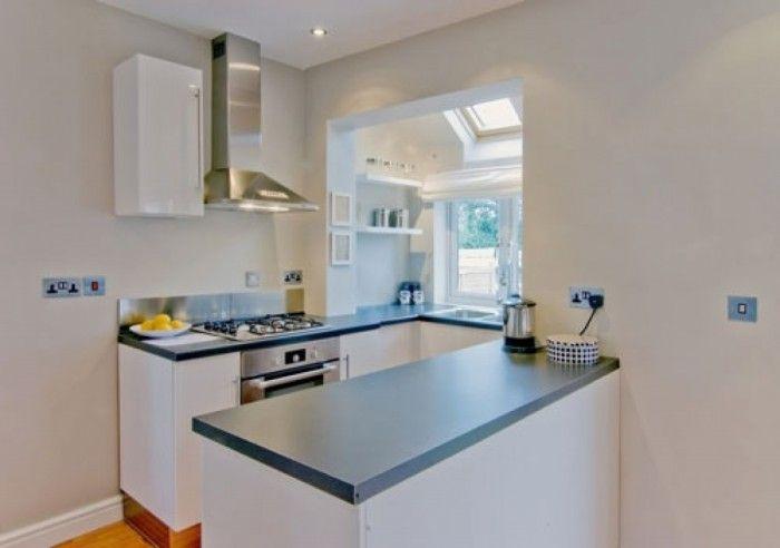 Amazing Super Small Kitchen Ideas Part - 8: Super Small Corner Kitchen
