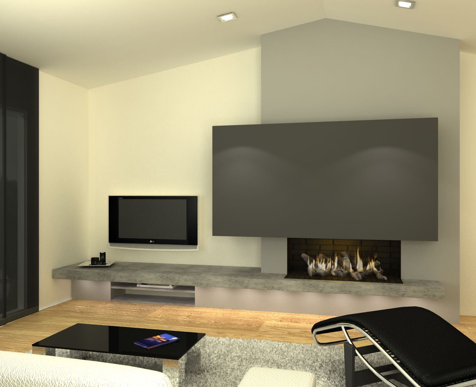 Media Rooms, Tags, Fireplaces, Living Room Decor, Santos, Fire Places,