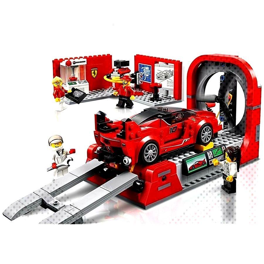 Speed Champions Ferrari FXX K (75882) 532 Pcs Building Blocks Bricks Super , Speed Champions Ferra
