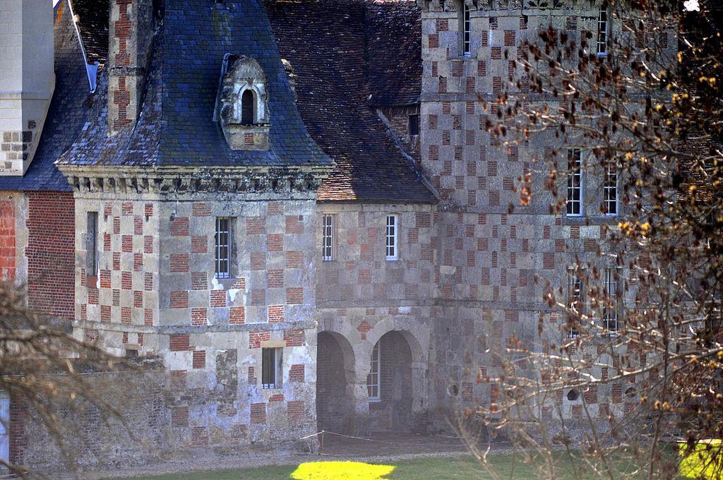Château de CricquevilleenAuge Calvados in 2020