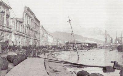 1908: The earthquake of Messina